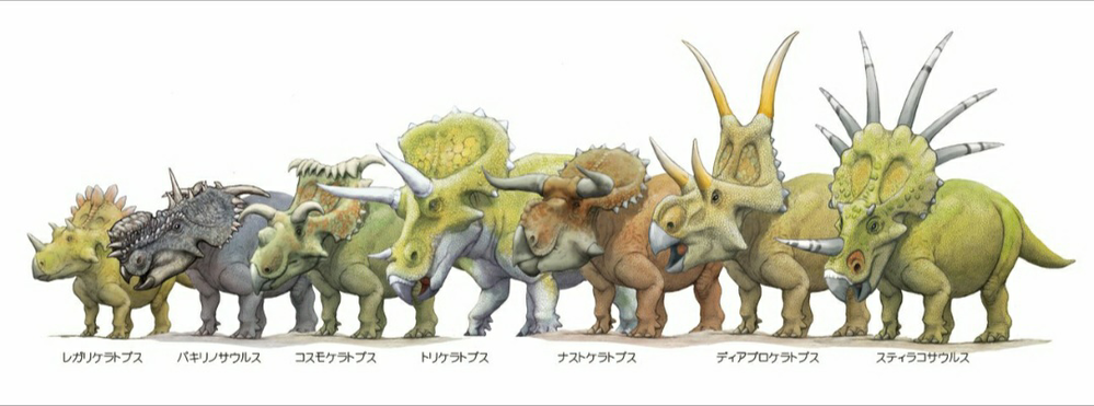 トリケラトプスはアフリカゾウより強いですか?