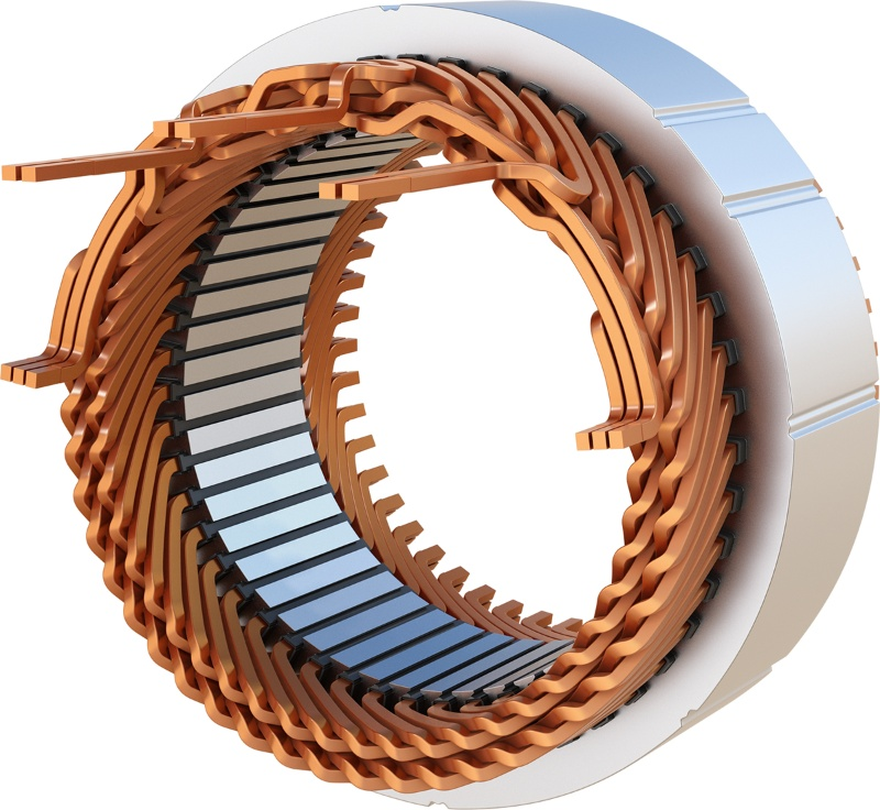 【銅線の性質】モーターは、電磁力を生み出す性質が有り発動機は誘導起電力を生み出す性質が有る事でしょうか? 銅線とは、総覧してどう言う事でしょうか?