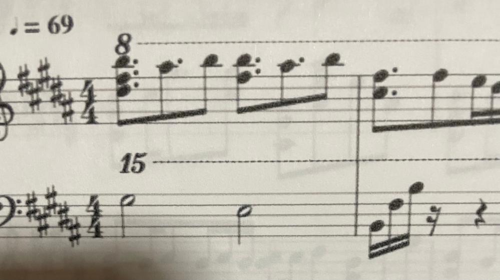 この15ってどういう意味ですか?
