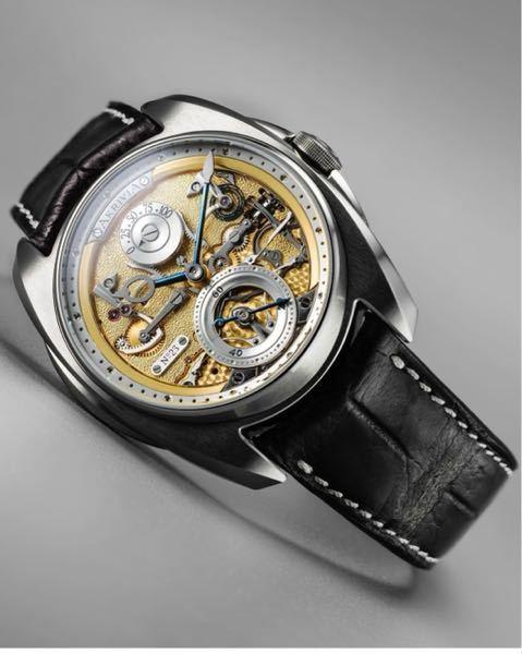 このようなデザインの時計はなにか名前などのようなものがあるのでしょうか? 教えて欲しいです