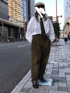 これってなんていうファッションですか?