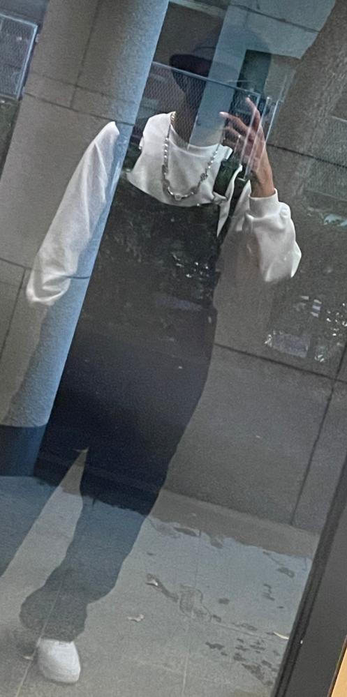この服の系統はなんて言うんですか?