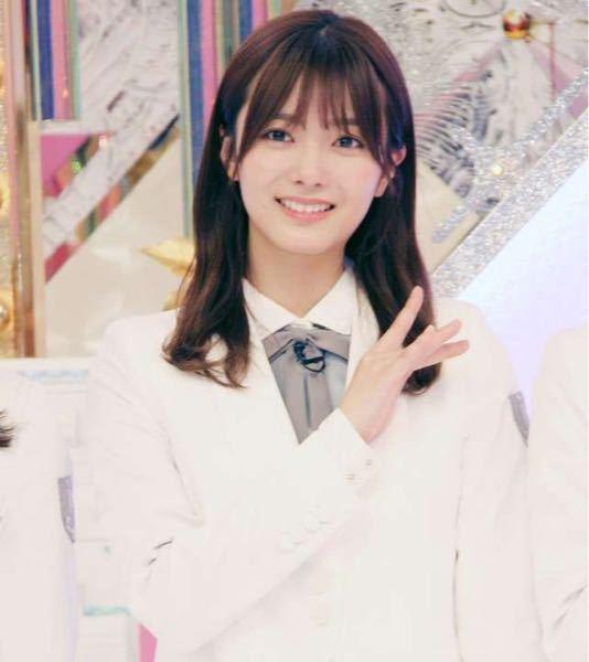 櫻坂46の田村保乃さんって美人ですね 最近知ったんですけどいいですね