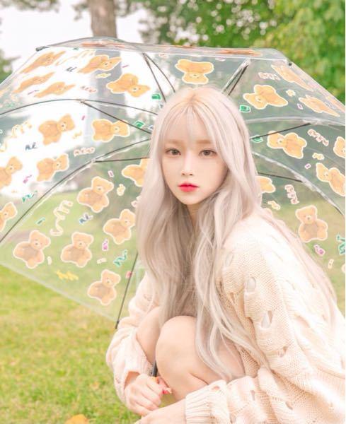 この画像の傘はどこで買えますか? 韓国の方が使っているのを何度か見ました。
