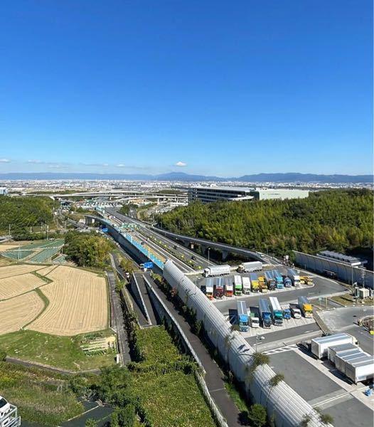 ここどこですか? 関西地域だと思います。大阪かな?