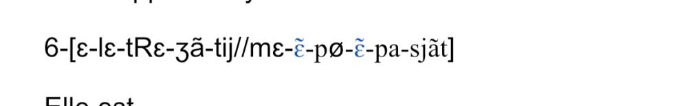 これをフランス語の文に直すとどうなりますか、、、?