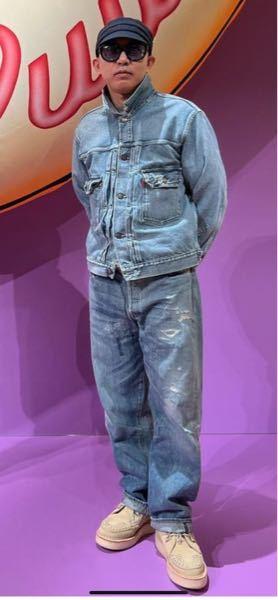このnigoさんが履いているスニーカーはどこのブランドでしょうか?