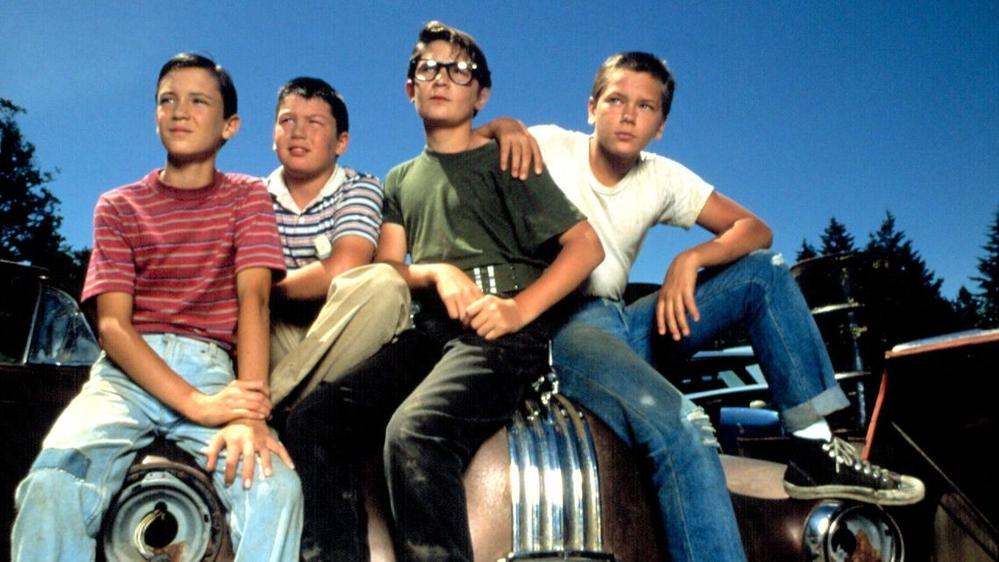 スタンド・バイ・ミーの4人の少年の中で1番欠けてはならないのは誰ですか? 眼鏡君ですか?