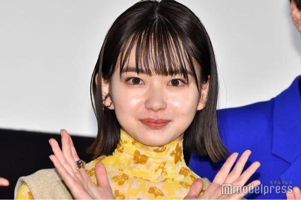 山田杏奈さんの顔型を教えて欲しいです! 自分的にはハート型かな?と思ってます!