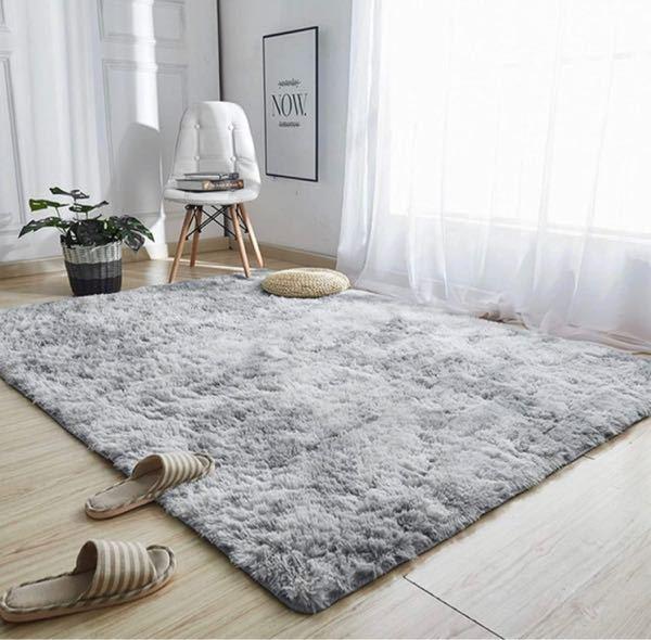 写真のような、ふわふわなカーペットって汚れやすいですか?また、掃除しづらいですか?