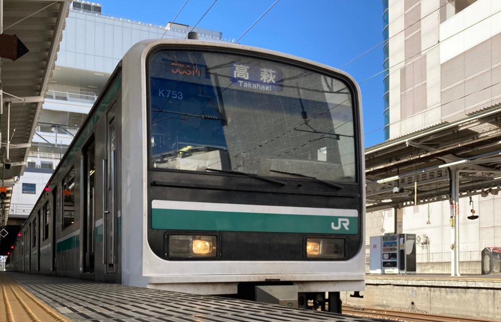 この電車の名前ってなんですか?