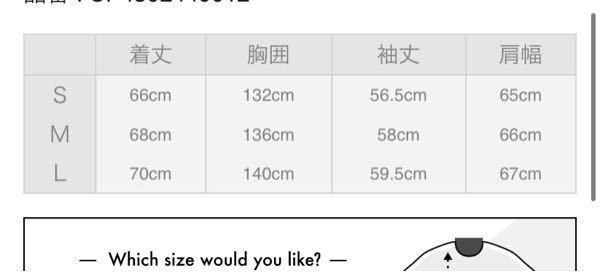 これがレディースと知らずに(このグラフを見忘れてしまった)彼氏の誕プレでエルサイズのパーカーを注文しました。ちなみに170くらい65キロくらいです。筋肉があって肩周りと胸周りが少しゴツめです。 このエルサイズは彼からするとかなり小さいでしょうか、、 着丈70 胸囲140 袖丈59.5 肩幅67 と書いてあります。