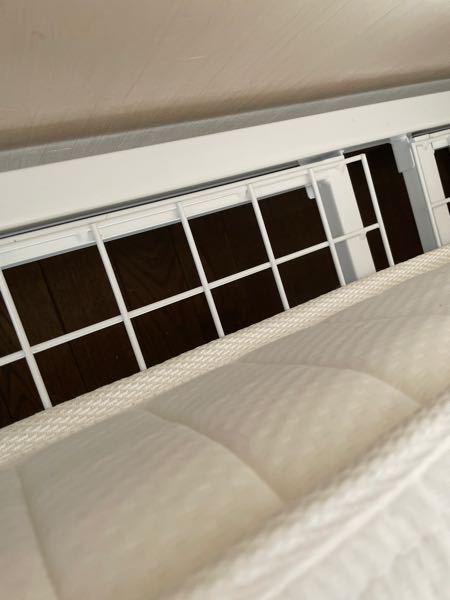 ベッドのマットレスがズレます!対処法教えてください!