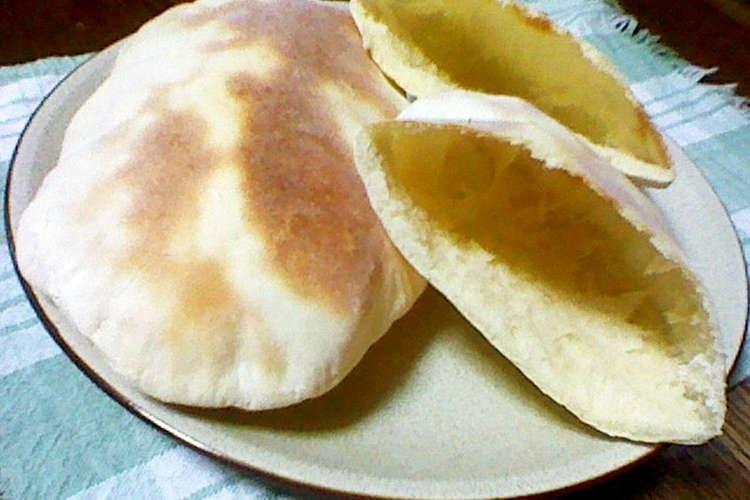 ピタパンに何を入れて食べてますか?