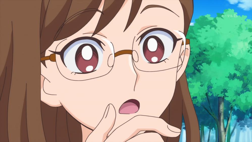 未来さんにご質問をします。もしも初代ラブライブ!シリーズでの矢澤にこをがもしも同じ女性声優名での徳井青空(1989年での12月26日生まれ。 )をが演じていている下の画像でのトロピカル~ジュ!プリキュアでの桜川咲と一緒に「にっこにっこにー。」をがしていていましたら桜川咲をは矢澤にこに何て言いますのでしょうか?教えて下さいでにっこにっこにー。