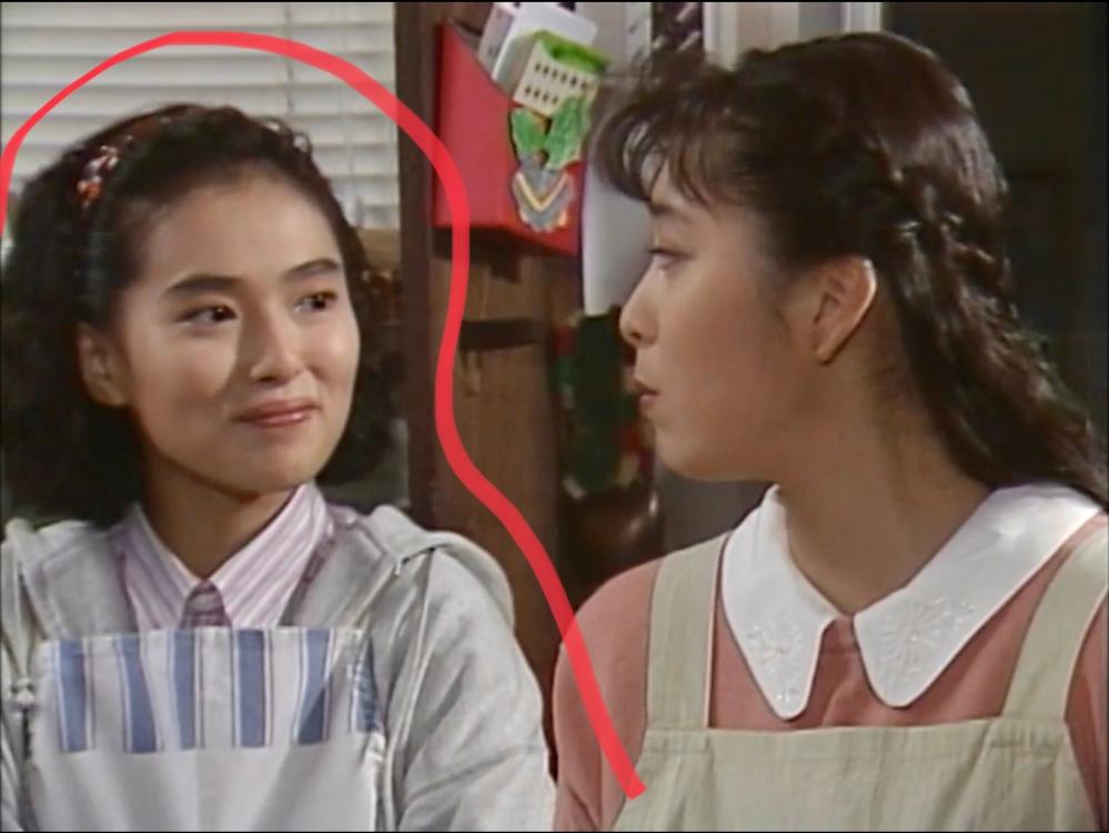 東京ラブストーリーに出ていた 左の女優さんは、どなたですか?