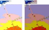 転送後の画像の不具合についてです。 IBMのホームページビルダーV13の転送ツールでプロバイダのサーバーに画像を転送してインターネット画面で表示すると色が変化したりフィルムがかかったようになったり、ズレ...