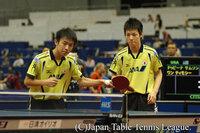 天皇杯・皇后杯 全日本卓球選手権 天皇杯・皇后杯 全日本卓球選手権(1月12日~17日)いよいよ開催されます。 優勝杯はだれの手に。 皆さんの予想を、お聞かせ下さい。  男子シングルスは、前年度優勝の...
