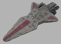 『スター・ウォーズ』に出てくるヴェネター級スター・デストロイヤーの艦橋はなぜ2つあるのですか? インペリアル級スター・デストロイヤーなどの他の軍艦は皆1つしかないのになぜヴェネター級スター・デストロイ...