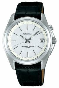 セイコー腕時計について皆様のご意見をお聞かせ下さい。 以前にもご質問させていただきました。 画像のセイコー「SBTM099」はビジネスシーンにおいて変ではないでしょうか? ずっと作業服での仕事が主だったの...