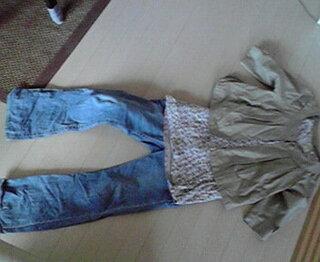 Gパン,アドバイス,スカート,服装,来週末,評価,Tシャツ