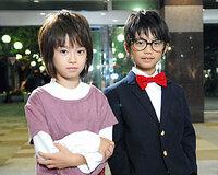 実写版名探偵コナンの、灰原哀の役をしていた子の名前は何っていうんですか? 左の子です。