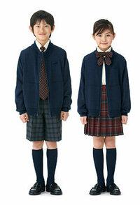 この小学校の制服のデザインは良いと思いますか?