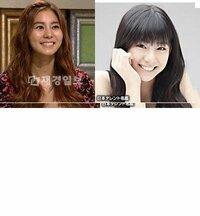 seventeenモデルの西内まりやちゃんと韓国アイドルグループ『アフタースクール』のメンバー、ユイが似ていると思いませんか!? 自分だけかしら。。。似てると思うのは。