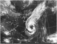 今回のようにとても足が遅い台風の呼称は、ずばり  「在日台風」と呼ぶべきでしょうか? 帰化(気化)してくれるわけでもなく~  帰ってくれるわけでもなく~  迷惑だけは一人前。