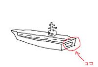ニミッツ級航空母艦のここは何をするところなんですか?