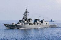 たかなみ型護衛艦は、いくつの対空目標に同時対処できますか? たかなみ型護衛艦に搭載されているFCS-2(-31)射撃指揮装置は、 1基で何発のシースパローIBPDMSを誘導できるのでしょうか?   たかなみ型に搭載...