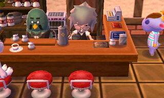 コーヒー 好み とび森