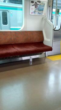 電車に置き去りにされたペットボトル、どう思いますか? また、あなたならどうしますか?