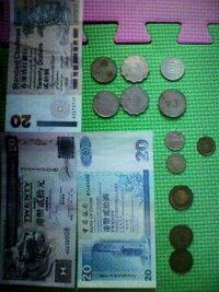 こちらのお金は日本円でおいくらぐらいになるんですか?