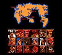 マンガ ハイスコアガール4巻の スト2のリュウと餓狼伝説のテリーが戦う海外ファミコンの タイトルを知っている人教えてください。  画像はストⅢで間違い 正しい海外ファミコンジェネシスのタイトルを教えてください。