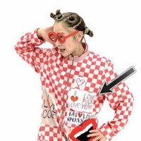 振付師の南流石さんが着ている画像の洋服は何処のブランドのものですか? 超可愛くないですか?