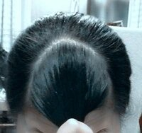 これって前髪の幅が大きいですか?