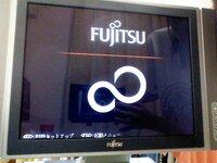 パソコン画面が、FUJITSU <F2>BIOSセットアップ <F12>起動メニュー  になって、キーボードの<F2><F12>を、押しても、画面が変わらず困っています。 どうしたら良いかお教えください。宜しくお願い致します。