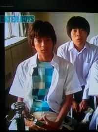 2003年のドラマ、ウォーターボーイズ(山田さん主演)に出ているシンクロやる前は軽音楽部?のボーカルで茶髪でワイシャツの下に青いTシャツを着ている俳優の名前教えてください!  金八先生にも出てた気がしますが、、  この人です!