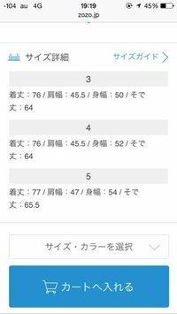 服のサイズについて 身長180cmで普段日本のブランドの服はXLを着ていて、日本のサイズよりワンサイズ大きい海外のブランドの服はLサイズを着ているのですが、写真の1〜5だとどのサイズを着るべきですか?一番大き...