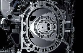 ロータリー,組み合わせ,ロータリーエンジン,ウルトラ,モーター,回転,Audi A1 e-tron
