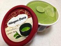 ハーゲンダッツのアイスクリームは、何味が好きですか??? 私はグリーンティーとバニラです!!!