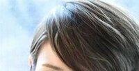 この髪色は3Dカラーです? なんと言うんですか?