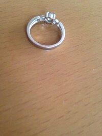 この指輪は安物またはおもちゃでしょうか?