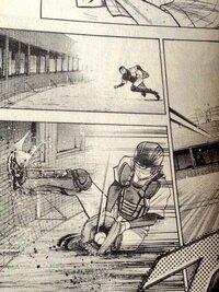 ダイヤのAについて質問です。  このシーンがあるのはアニメでは何話目で、漫画の単行本は何巻にあたりますか。  教えてください。