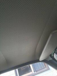 車の天井が布張り? ですが、素人がこれを剥がして断熱材をいれ、綺麗に戻す事はできますか? コツなどはありますか?