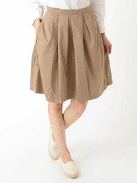 ポリエステル80%綿20%のスカート、秋・冬も着ていい?  裏地はポリ100%です。 商品説明には、「綿ツイルの張りがある素材を使用しています。」とあります。  どう思われますか? アドバイスお願いいたします!