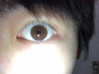 自分の目は普通の茶色ですか? よく薄い茶色だねと言われます。 日本人の目は何色が多いんですか? 髪の毛もよく染めた?とか言われます。太陽などの光にあたると真っ茶になります。