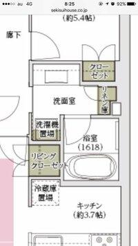 ドラム式洗濯機の購入を検討しています。 左開きと右開きはどちらが使いやすいでしょうか? 右開きにしようと思ったんですが、 扉にあたってしまうかと思って悩んでいます。
