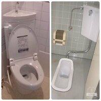 洋式トイレと和式トイレ、両方空いていたら皆さんはどちらに入りますか?